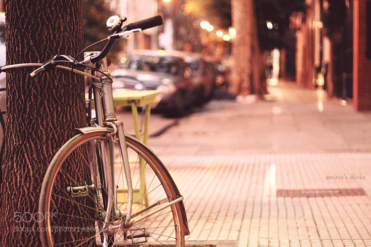 Photograph Bike I by Nina's clicks on 500px