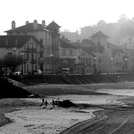 Pays Basque, Nikon COOLPIX P60