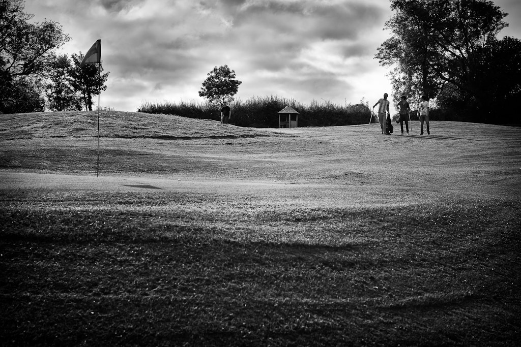 Photograph Golf Landscape by Dean Forrest on 500px