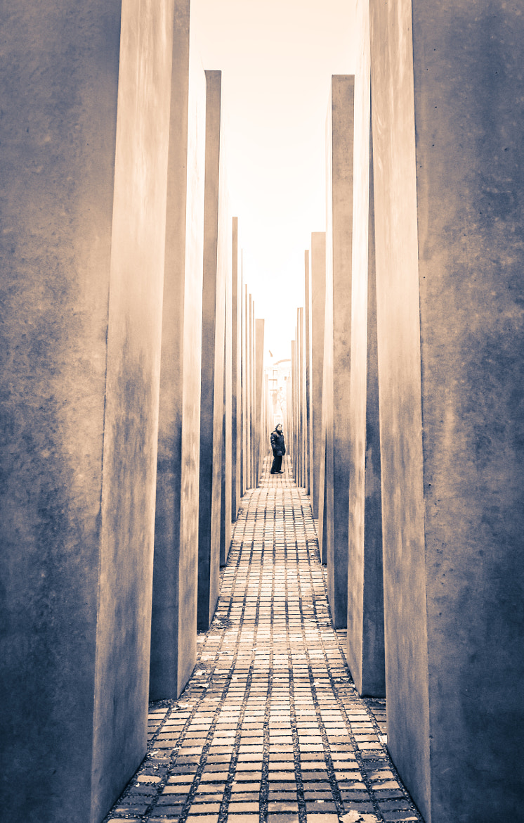 Photograph Holocaust-Mahnmal by Armand L'Ortije on 500px