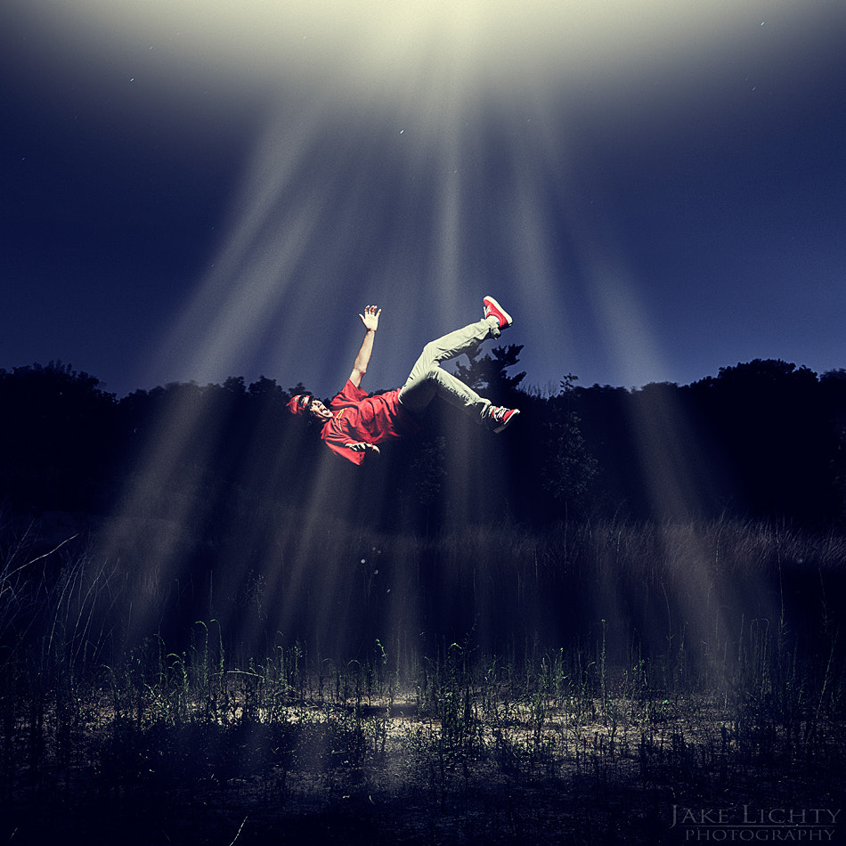 Photograph Alien Abduction by Jake Lichty on 500px