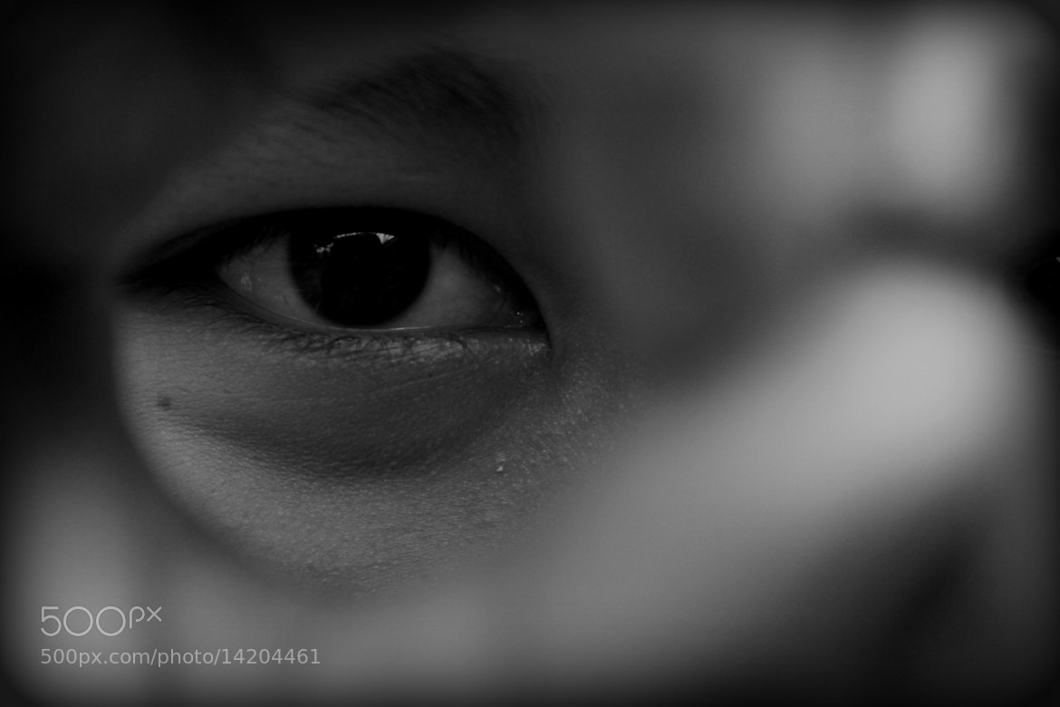 Photograph Eye smile by Seena Chinjoo on 500px
