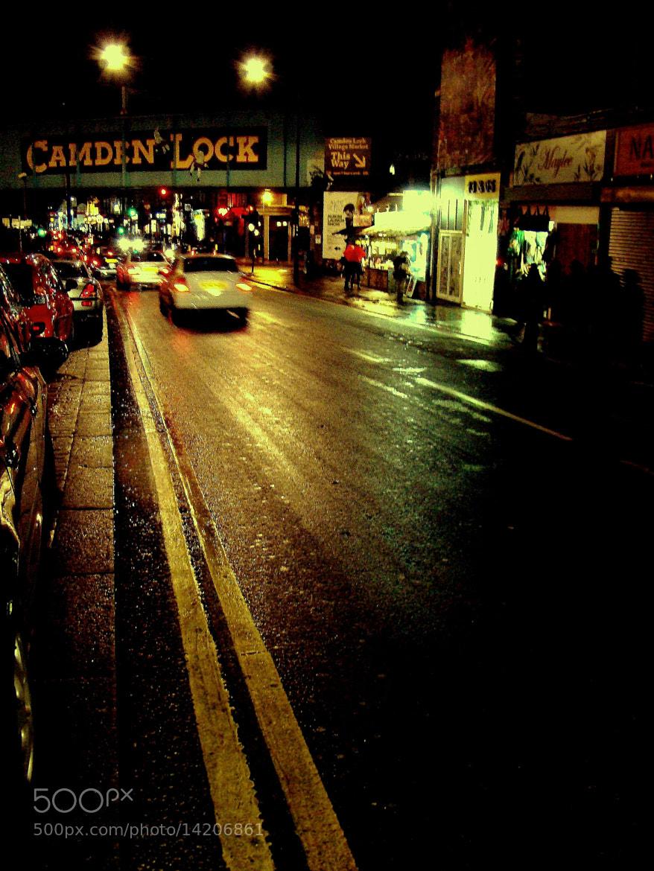 Photograph Camden Lock by Mojca Savicki on 500px