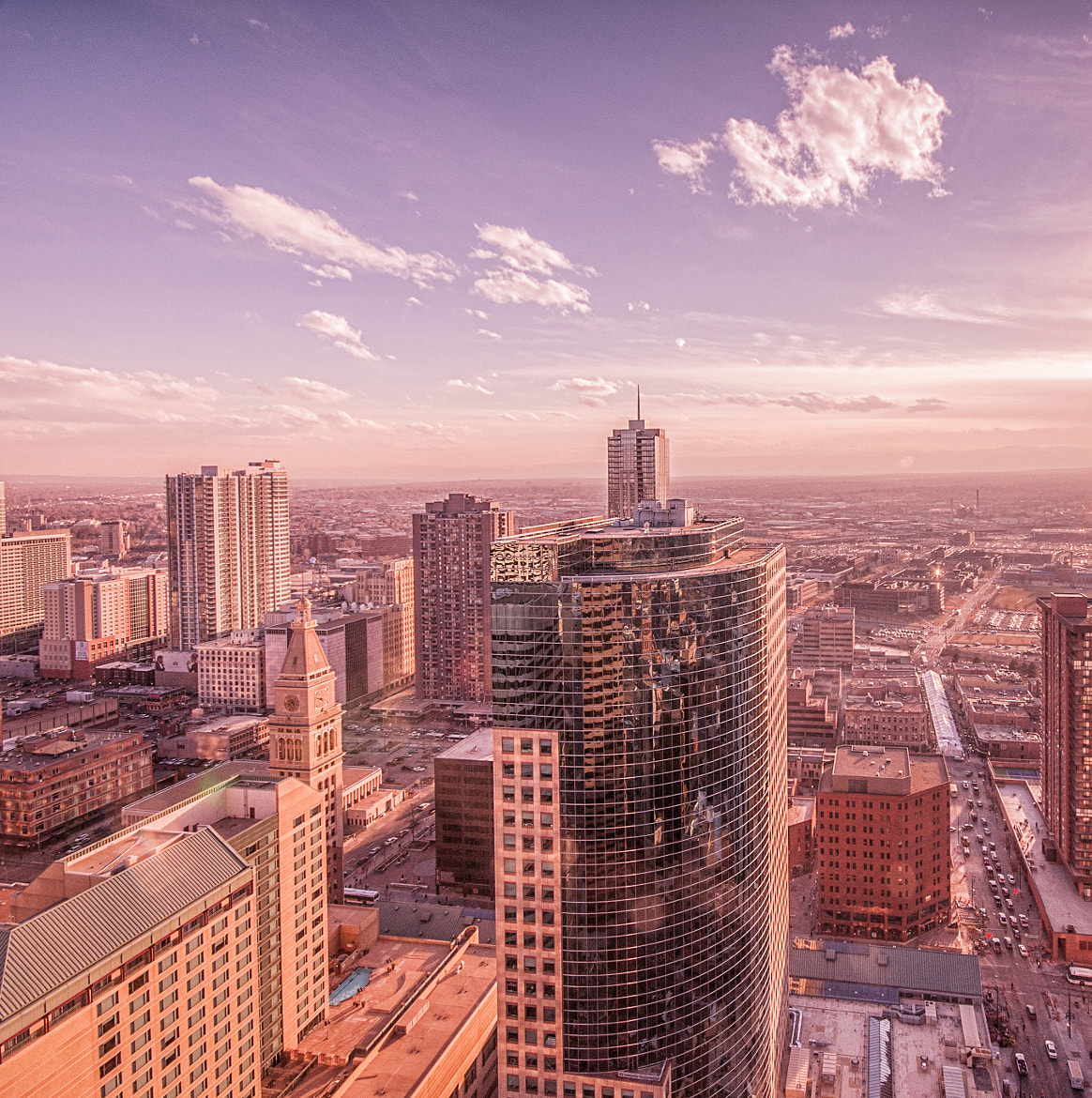 Photograph MILE HIGH CITY by WilsonAxpe /  Scott Wilson on 500px