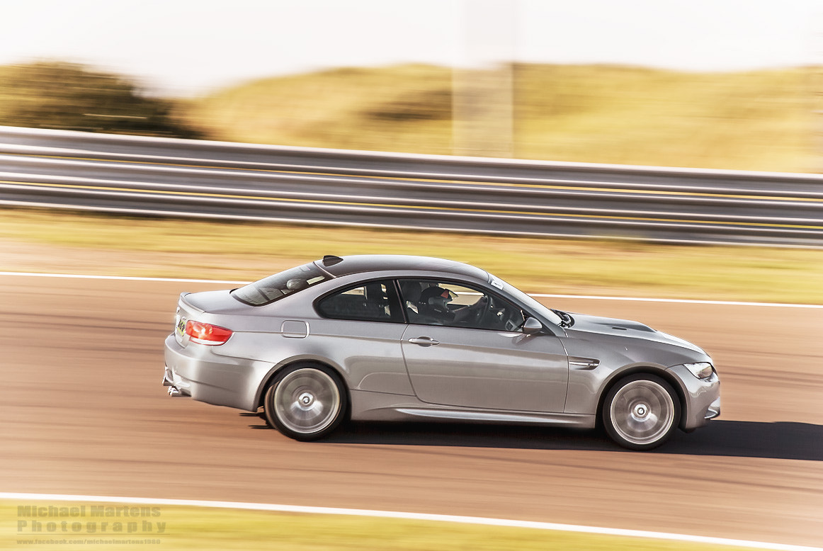 Photograph M3 on track by Michael Martens on 500px