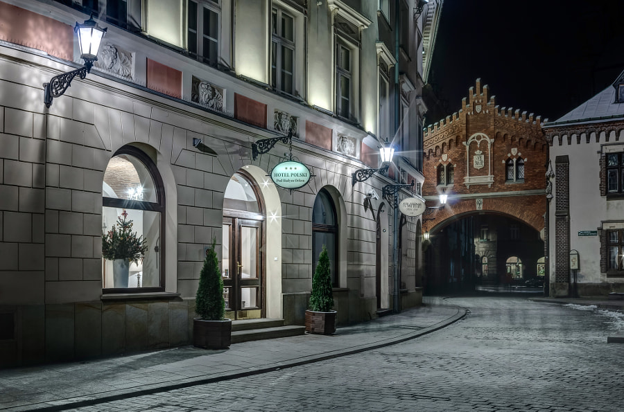 Streets of Cracow