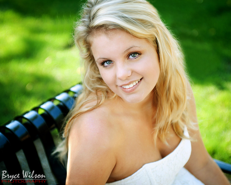 Photograph Pretty Blonde With Blue Eyes by Foto Fix on 500px