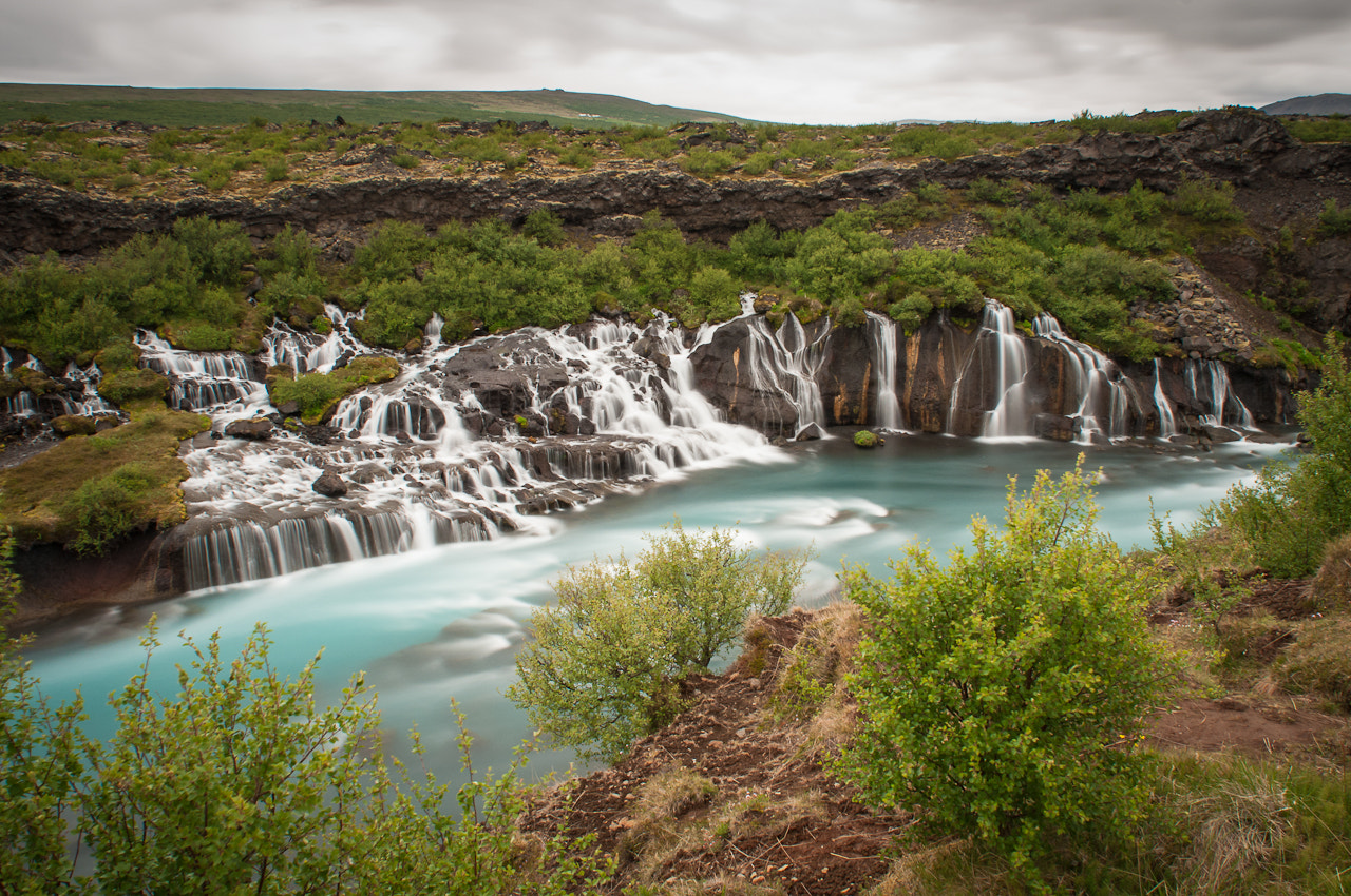 Photograph Hraunfossar by Michelle Lee on 500px