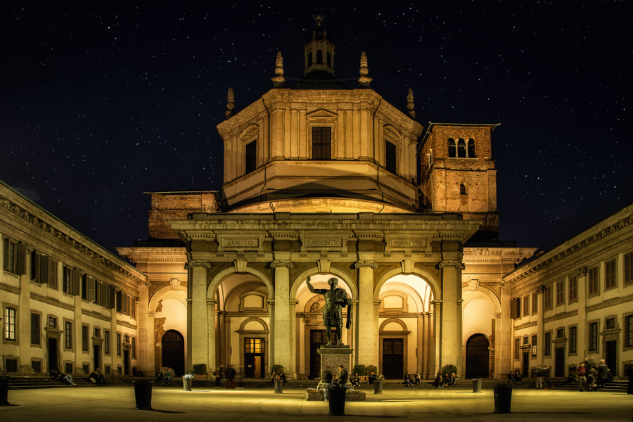 Sancto Laurentio Martyri by Sergio Locatelli on 500px.com
