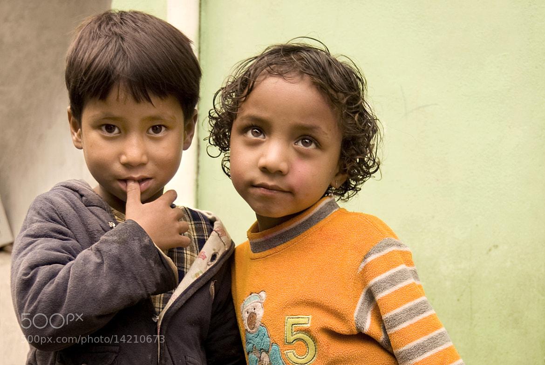 Photograph Manali kids by Untitled Folders on 500px
