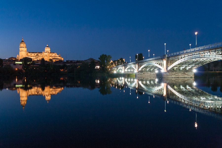 Photograph Salamanca Reflections by Jose Agudo on 500px