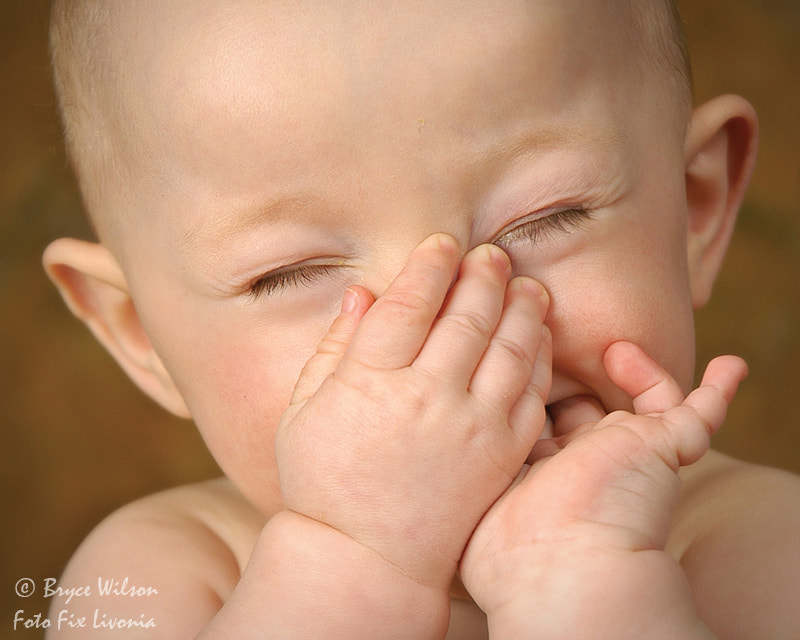 Photograph Baby Fingers by Foto Fix on 500px
