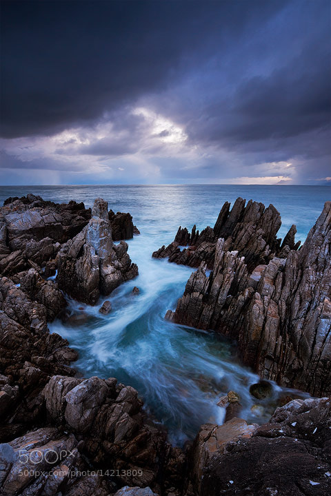 Photograph Perilous Waters by Hougaard Malan on 500px