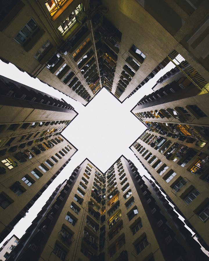 Tetris - Hong Kong. by Alen Palander on 500px.com