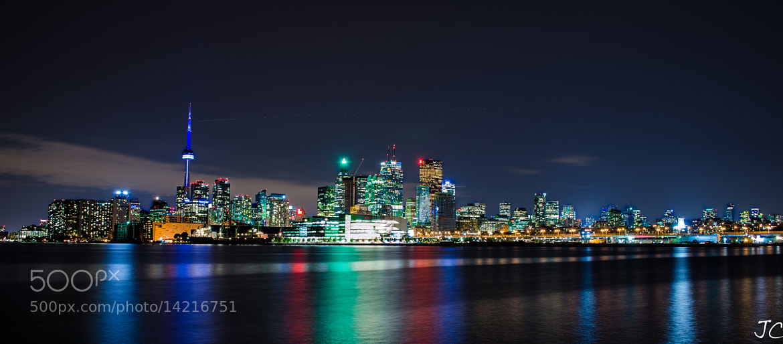 Photograph City Of Lights by Josiah Cockerill on 500px