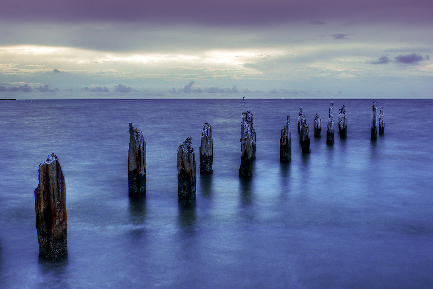 Photograph Southern Most Pier by Kristian Charnick on 500px