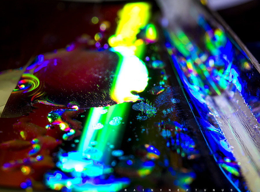 Photograph Fractured Iridescence by Griffin Williams on 500px