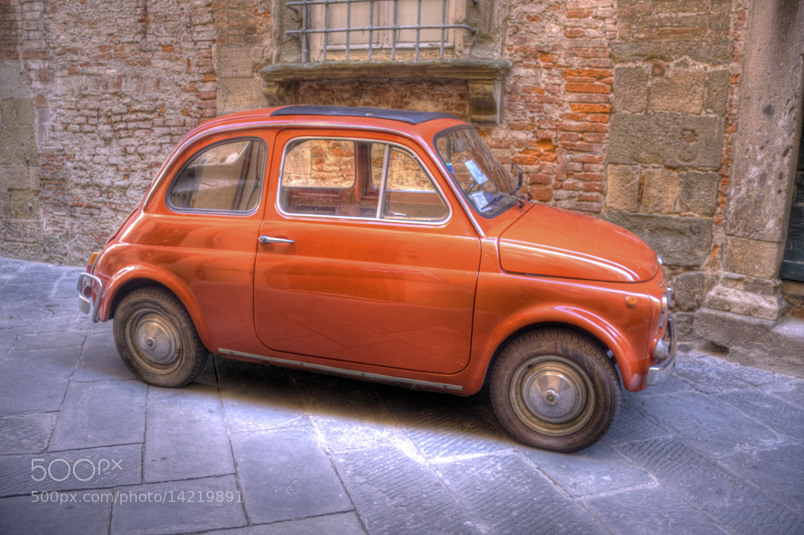 Photograph Tiny Car by Brian Ferrigno on 500px