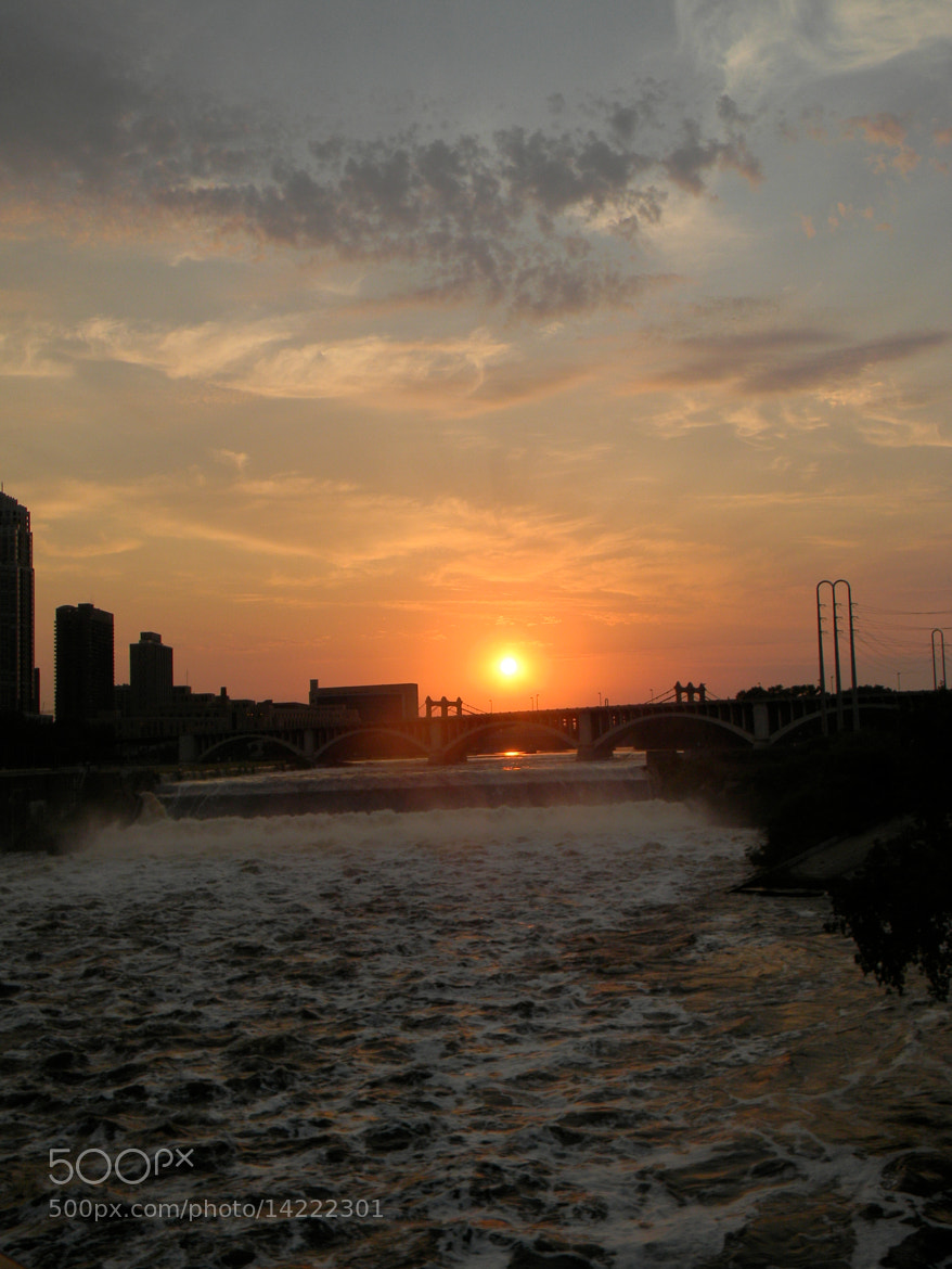 Photograph Stone Arch Sunset by Andrew  Robertson on 500px