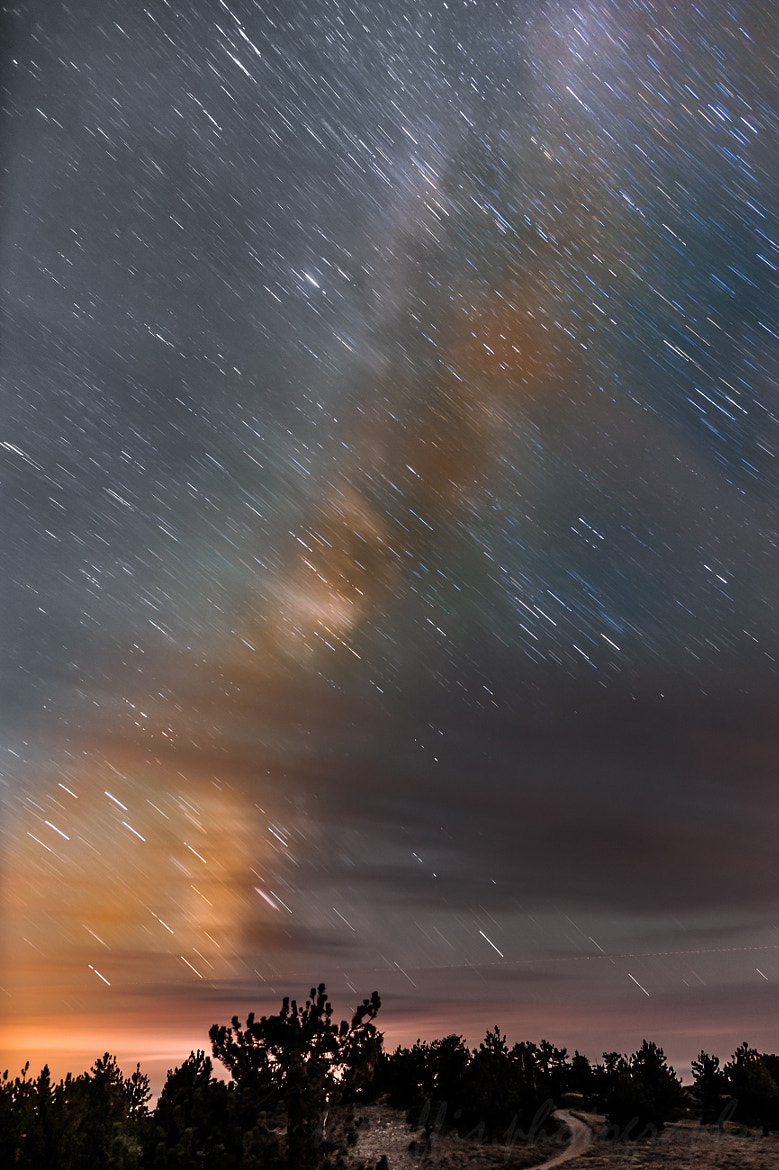 Photograph Raining Stars by Khris Griffis on 500px