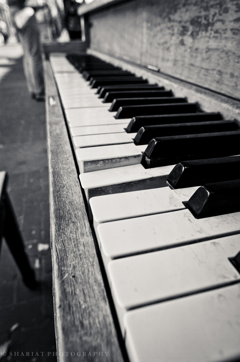 Photograph Street Piano by Navid S on 500px