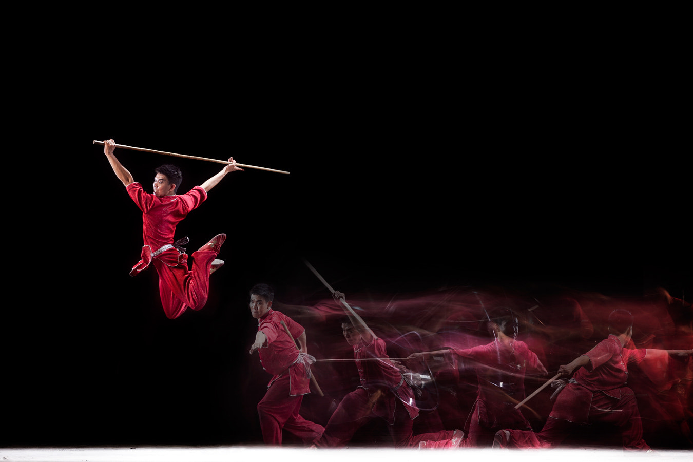 Photograph Wushu in motion by Erwin Lee on 500px