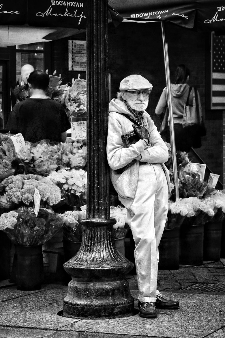 Photograph The Bystander by Broto C on 500px