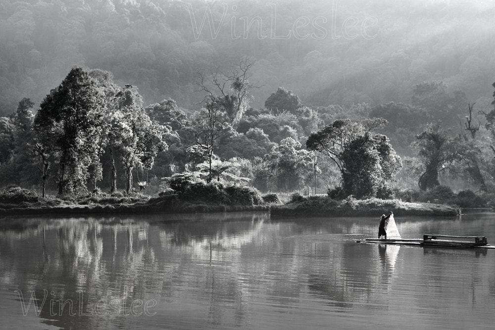 Photograph the Misty lake Situ Gunung by Erwin Lee on 500px