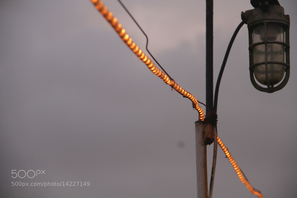 Photograph Lights On and Off by Sudeep Devkota on 500px