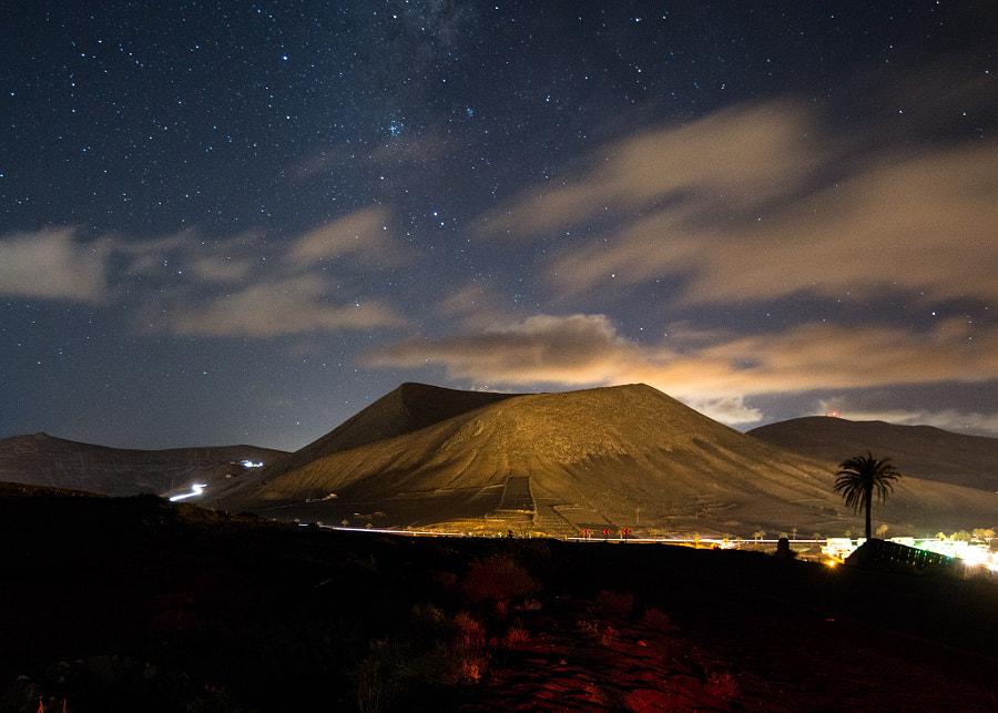 Vulcano near Yaiza, Lanzarote