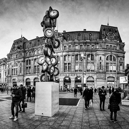 Paris - Gare St Lazare