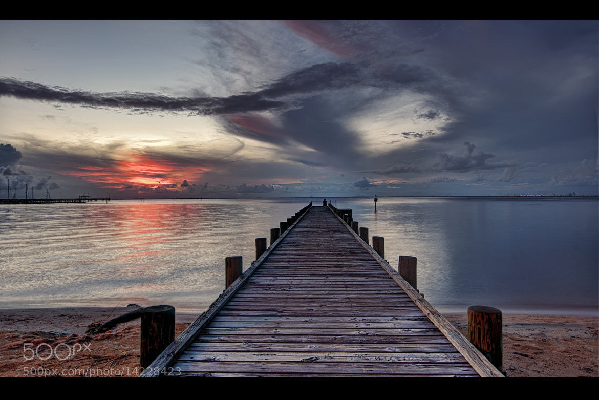 Photograph Sunset At Fairhope by Hemant Shukla on 500px