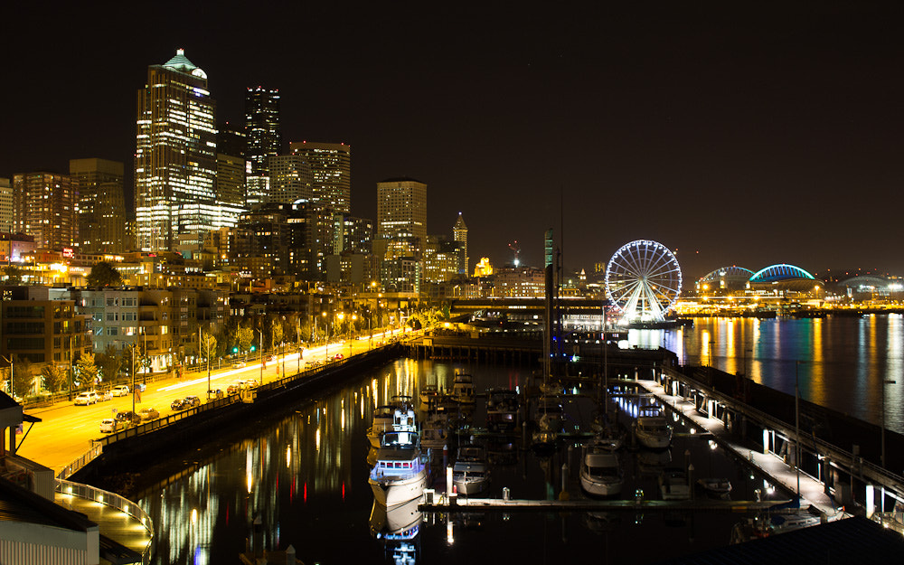 Photograph Seattle Waterfront by Erik Hannon on 500px