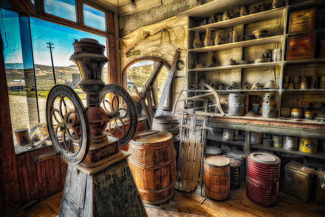 Photograph Boone Store & Warehouse by Raymond Jabola on 500px