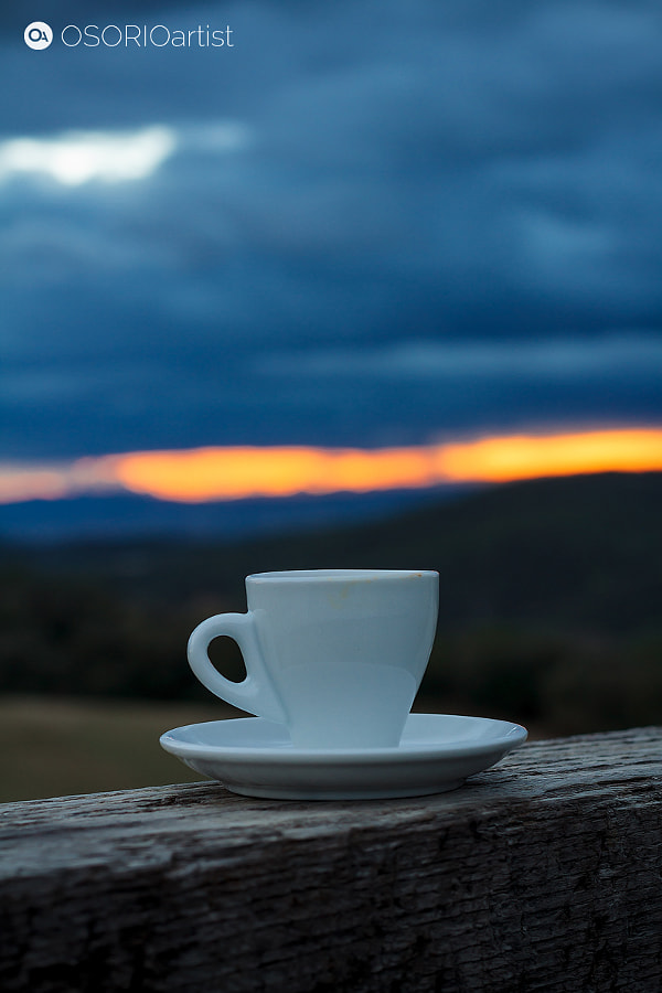 Cup of coffee by Marcos Osorio on 500px.com