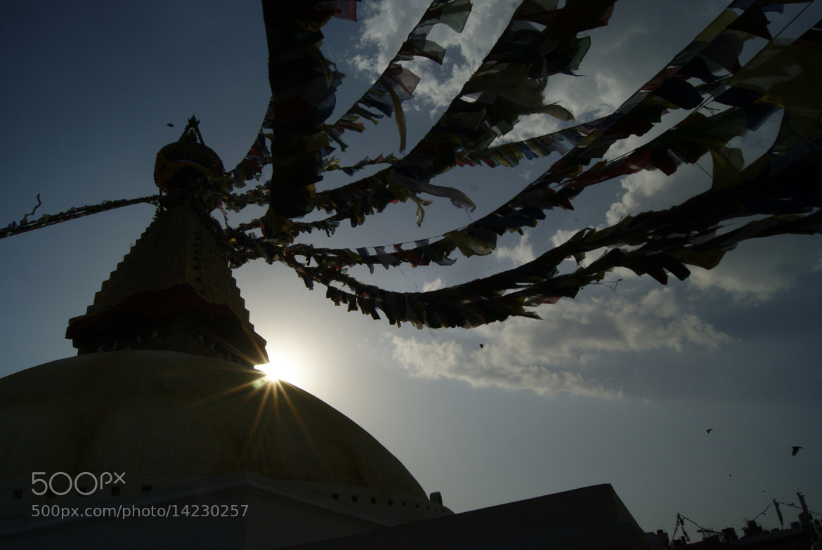 Photograph Peaceful Boudhanath. by Afzal Khan on 500px