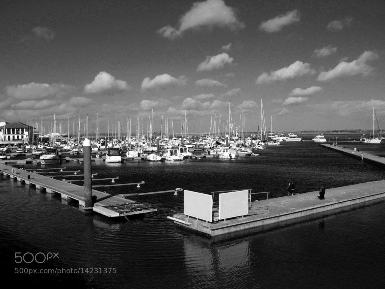 Photograph Malahide Marina, Dublin by Audrey H on 500px