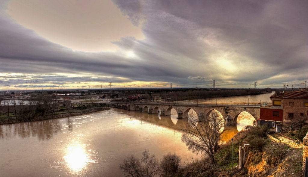Photograph Río Duero by Rafa Medrano on 500px