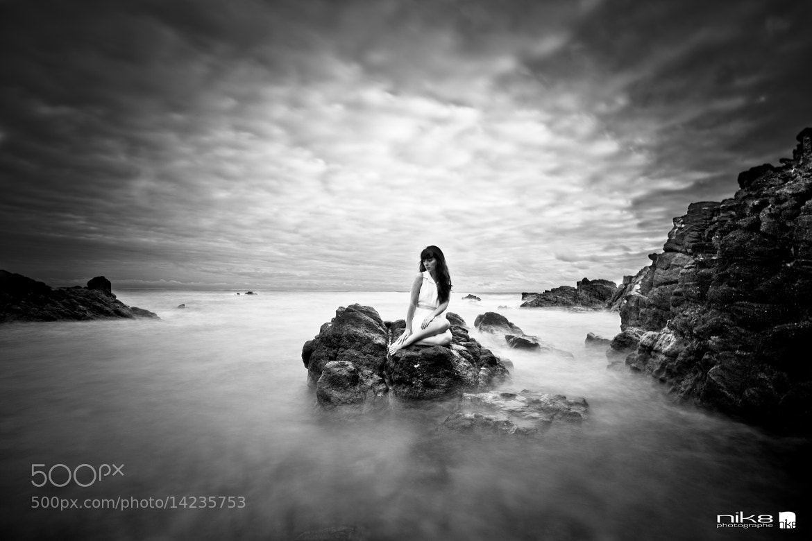 Photograph Lost on the sea by Nik8  on 500px
