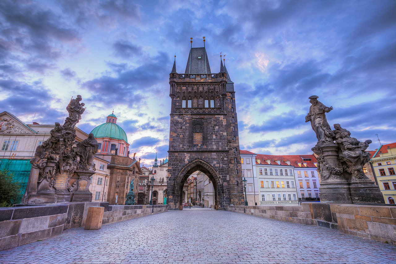 Photograph Charles Bridge tower by Miroslav Petrasko on 500px