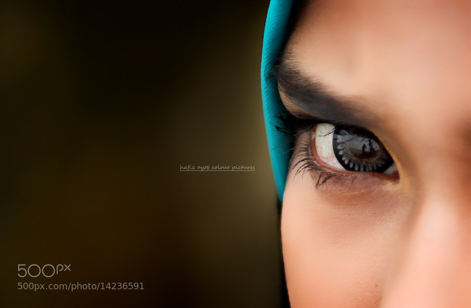 Photograph I see you by Hafiz Ayob Colour Pictures on 500px