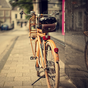 On The Sidewalk by Allard Schager (AllardSchager)) on 500px.com