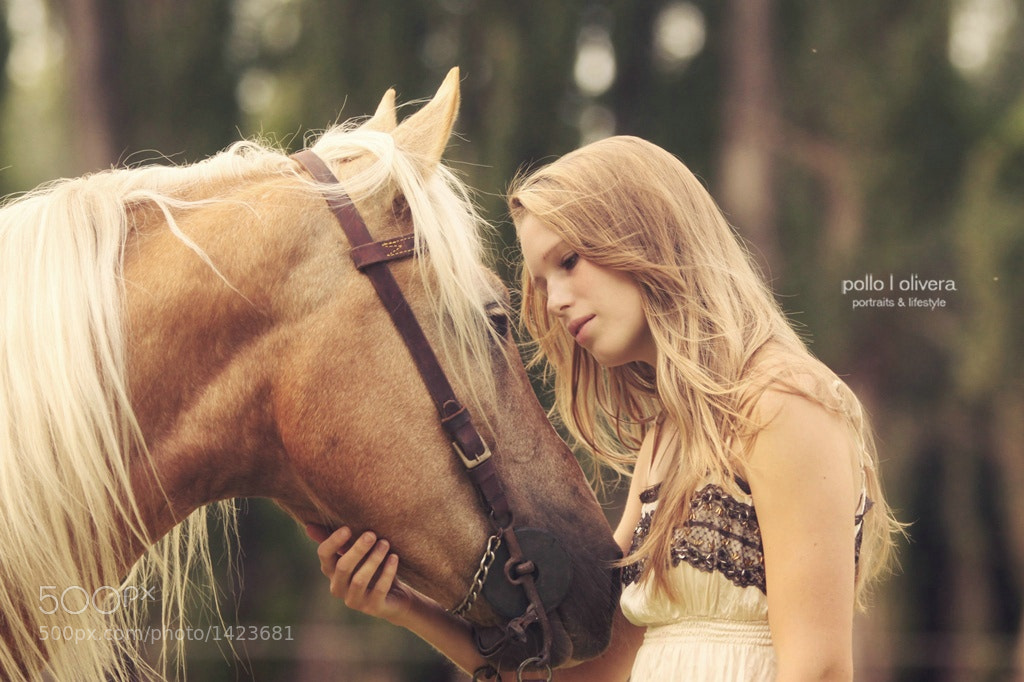 Photograph the blondes by Pollo Olivera on 500px