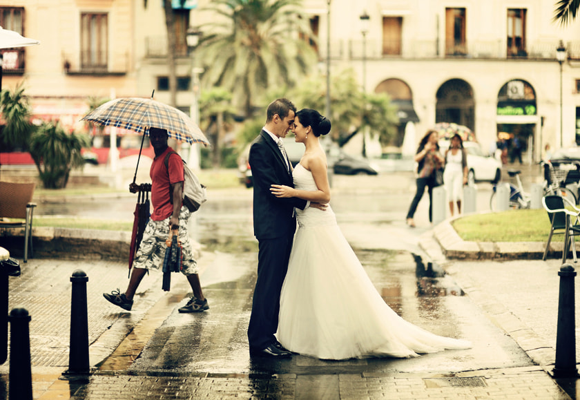 Photograph Rain Wedding by Manuel Orero on 500px
