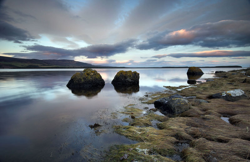 Photograph Loch Fleet, Sutherland, Scottish Highlands by Heather Leslie Ross on 500px