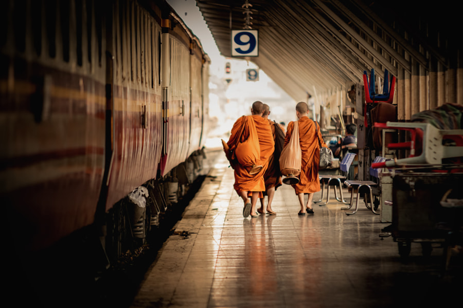 Journey by Visoot Uthairam on 500px.com