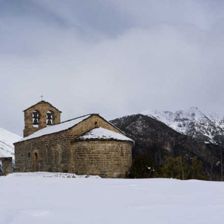 Sant Quirc of Durro (Romanic Church)