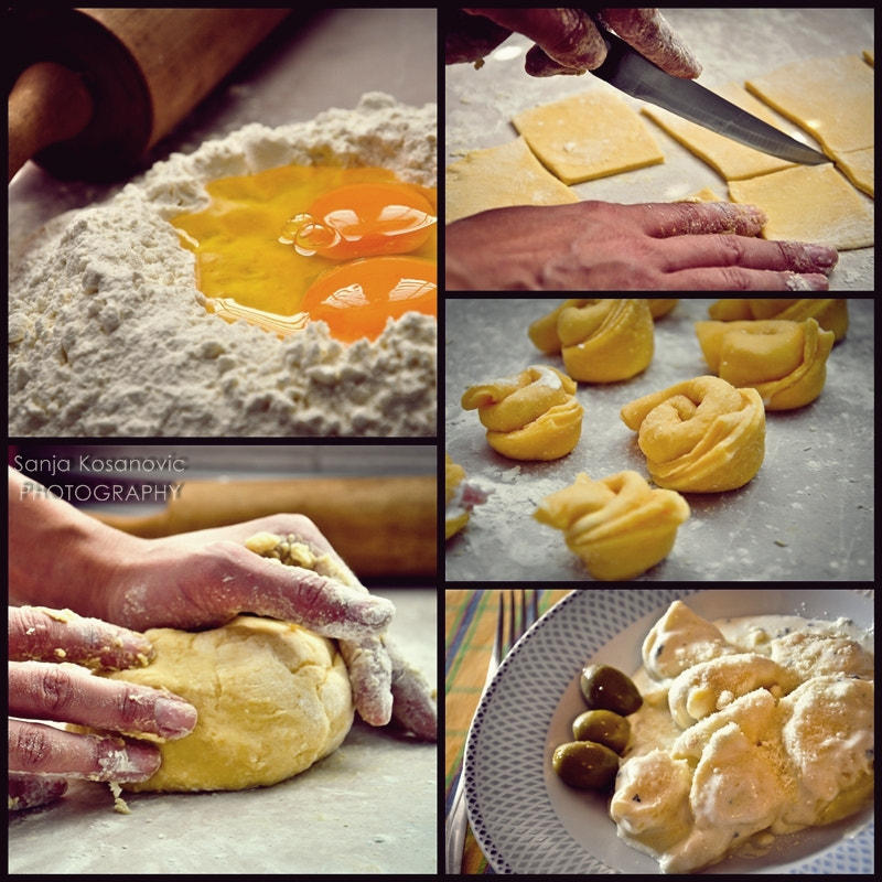 Photograph Tortellini project by Sanja Kosanović on 500px