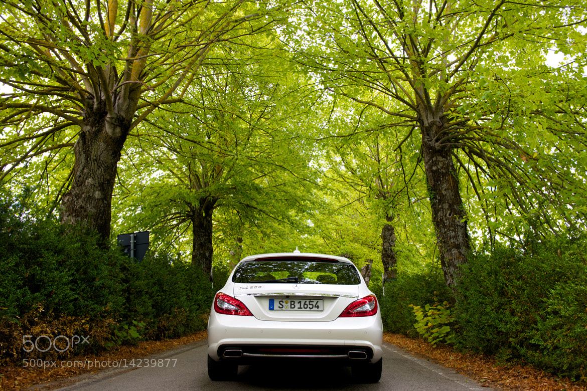 Photograph Mercedes-Benz CLS Shooting Brake by Josh Rubin on 500px