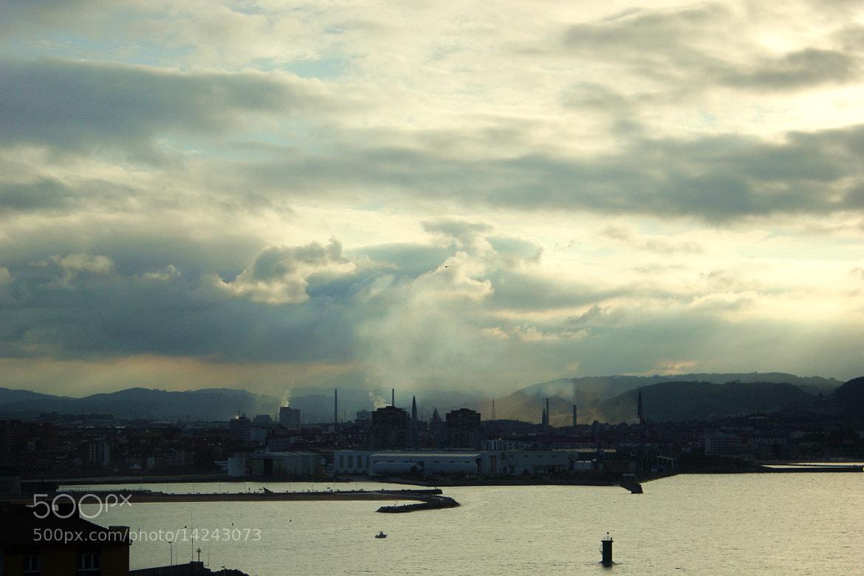 Photograph Gijón by Noelia Martín on 500px